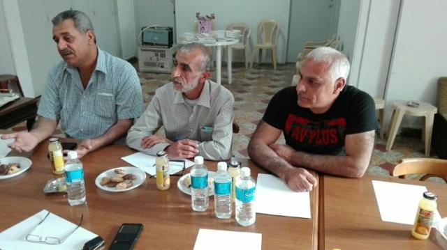 الجبهة الشعبية لتحرير فلسطين تلتقي الحزب الشيوعي اللبناني في طرابلس