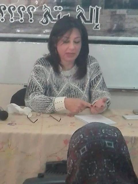 ندوة تحت عنوان فلسطين في عيون أمهاتنا