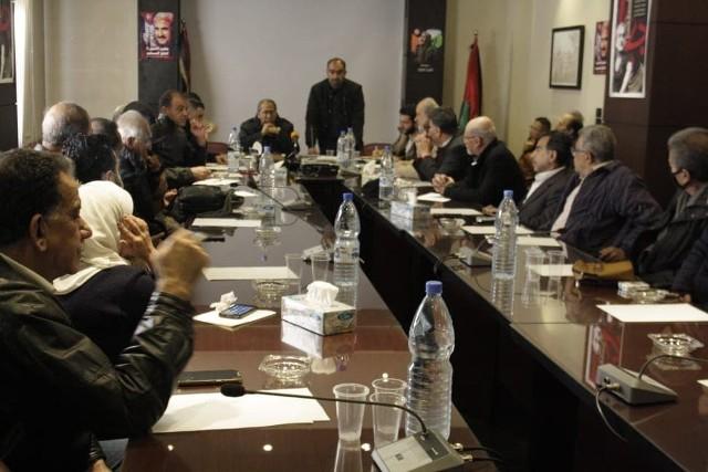 المنظمات الشبابية والطلابية في سوريا تقيم ندوة شبابية في ذكرى رحيل الحكيم جورج حبش