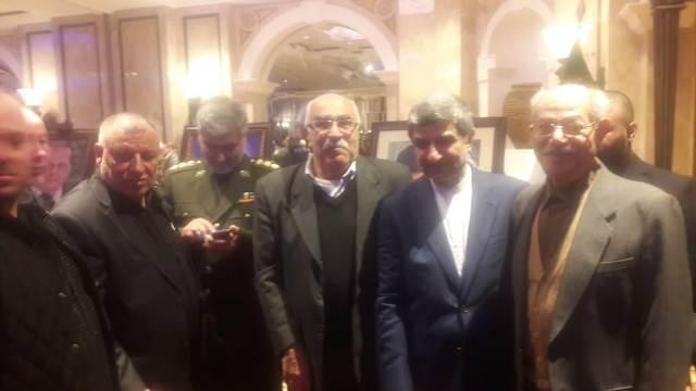 الشعبية تشارك في حفل الاستقبال الذي أقيم في سفارة الجمهورية الإسلامية في بيروت