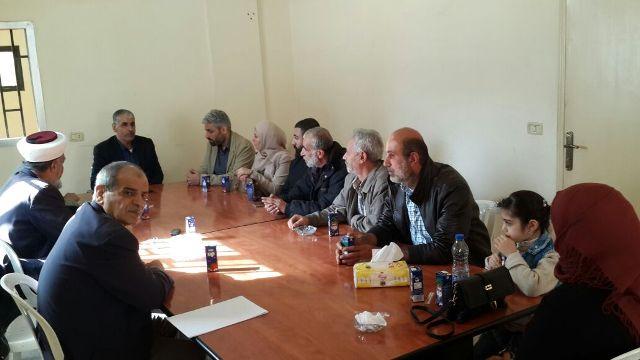 لقاء بين الجبهة الشعبية لتحرير فلسطين في منطقة الشمال و جمعية الصداقة الفلسطينية الإيرانية في لبنان