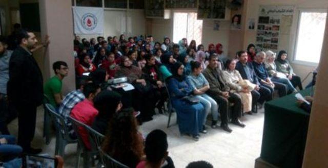 هيئة الإسعاف الشعبي في طرابلس تنظم ندوة توعية ضد المخدرات