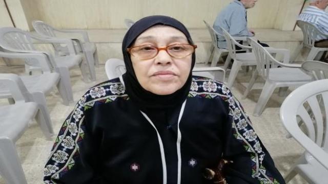 إسراء الحاج... فلسطينيّة عاشت حروب لبنان