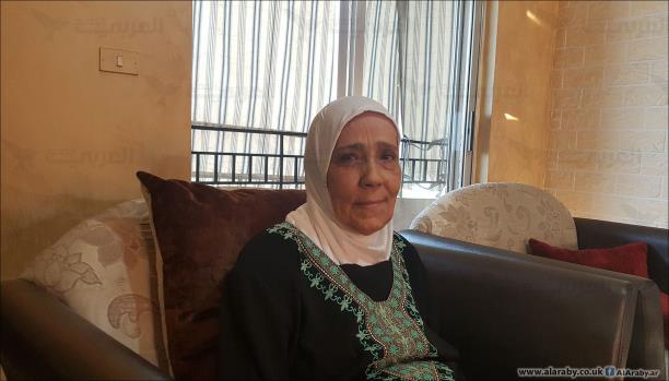 الحاجة عطاف تركت عكا بعد مجزرة دير ياسين
