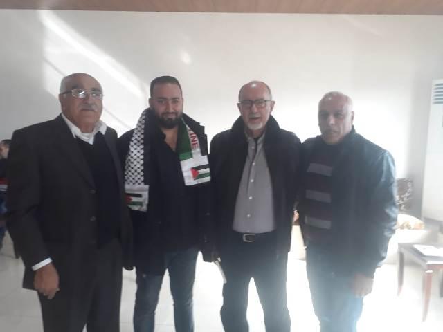 الجبهة الشعبية لتحرير فلسطين تهنئ الطوائف المسيحية بالميلاد ورأس السنة
