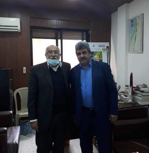 الجبهة الشعبية لتحرير فلسطين تلتقي منظمة الصاعقة