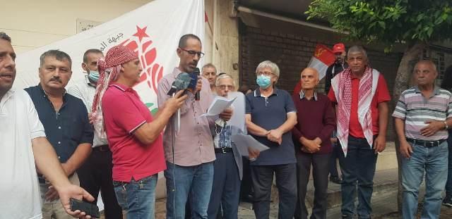 الشعبية تشارك في ذكرى تاسيس جبهة المقاومة الوطنية اللبنانية جمول