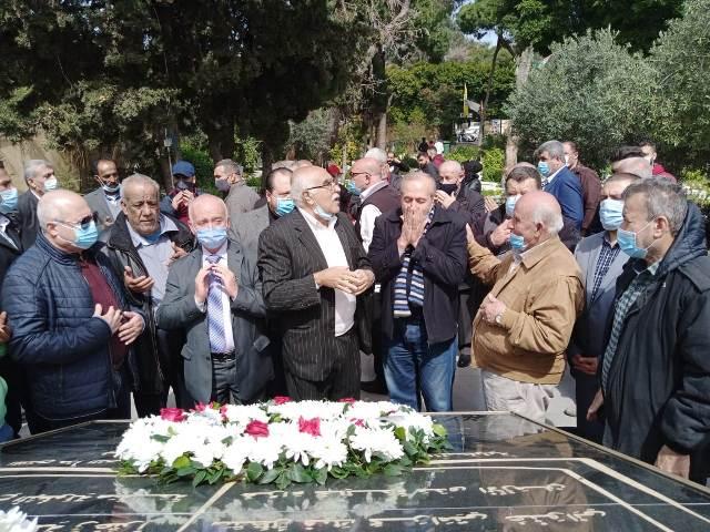 الجبهة الشعبية لتحرير فلسطين في لبنان تحيي يوم شهيدها الذي يصادف في التاسع من آذار