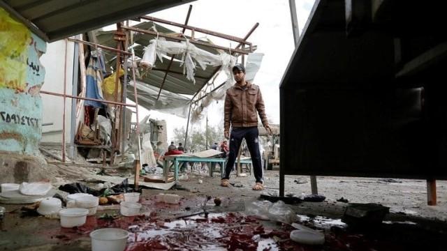 الشعبيّة تدين بشدة الهجومين الإرهابيين في العراق وتؤكّد علاقة قوى الشر العالمية بها