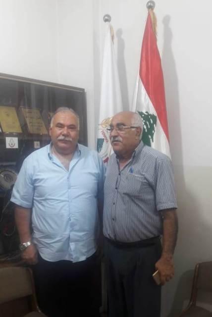 الجبهة الشعبية لتحرير فلسطين تلتقي كاسترو عبد الله