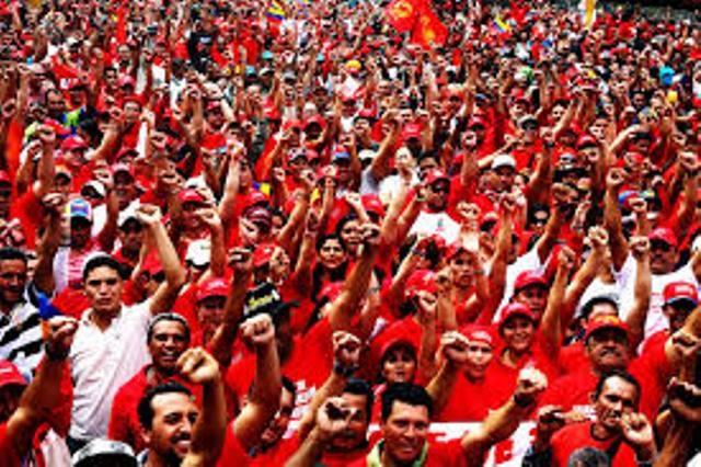 من بينها الجبهة الشعبية/ أحزاب شيوعية وعمالية تتضامن مع الشعب الفنزويلي وتعلن عن يوم عالمي للتضامن مع الجمهورية البوليفارية