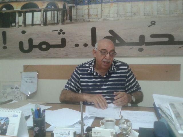 العينا: قدر الشعب الفلسطيني أن يواجه عدوه بمجزرة