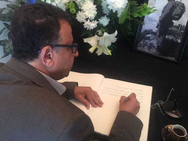 الشعبية: القائد فيديل كاسترو سيبقى في قلب فلسطين