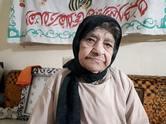 خديجة صالح تركت عمرها في فلسطين