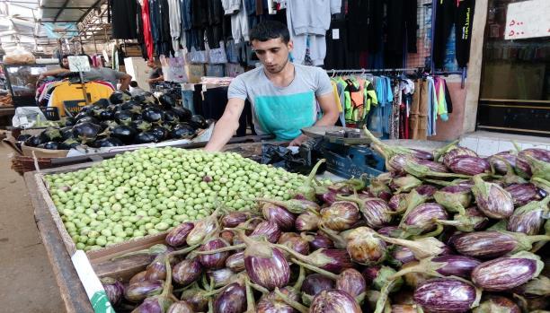 خالد النصر... شاب فلسطيني فقد الأمل