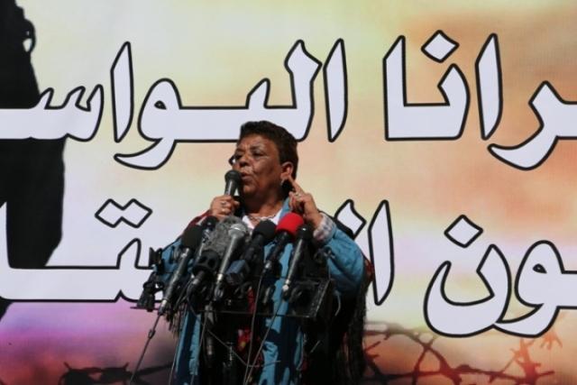 خلال مهرجان داعم ومساند لأسرانا البواسل، أبو دقة: الاعتقال لن يكسر من عزيمة الرفيقة خالدة جرار
