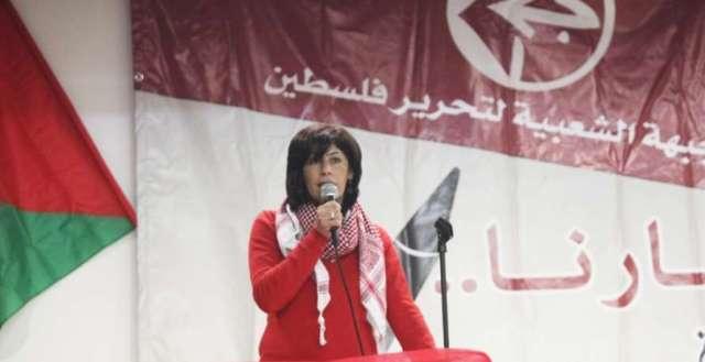 الشعبيّة: تمديد اعتقال خالدة جرار لن يعزلها عن حركة النضال والجماهير