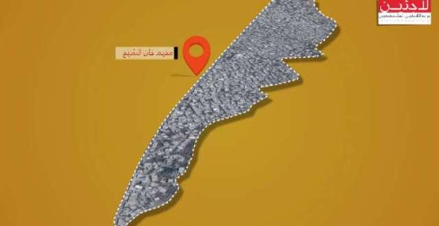 خان الشيح.. المخيمُ المنسي