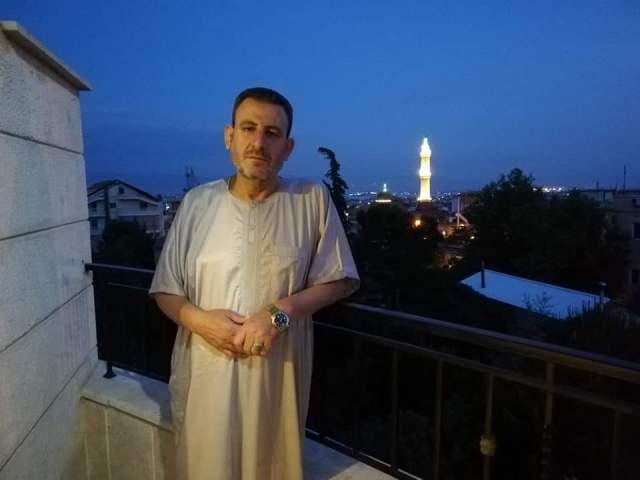 مَعَ الضَّبابِ والجِبالِ وفلسطين/ الشاعر مروان الخطيب