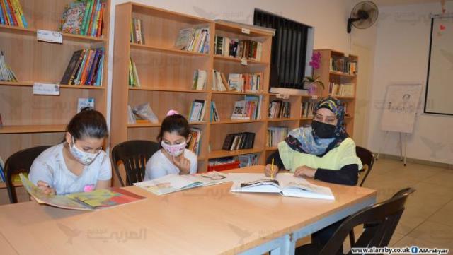 مكتبة سعيد خوري تنشر حب القراءة في مخيم برج البراجنة