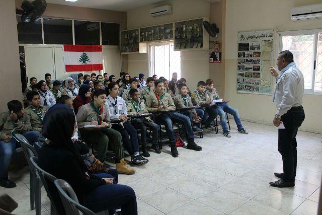 كشاف الشباب الوطني نظم دورة تأهيلية للكشافة والمرشدات في طرابلس