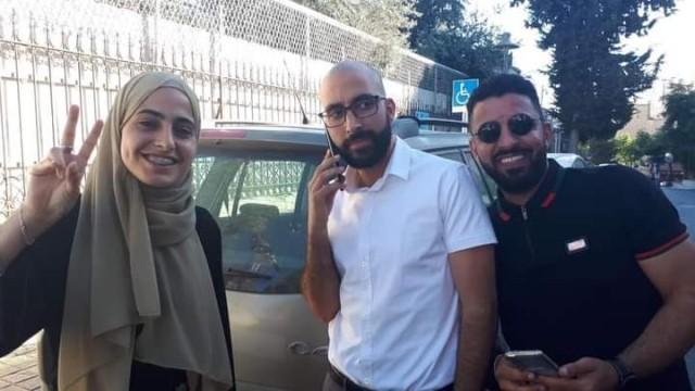 سلطات الاحتلال تفرج عن الناشطة المقدسية منى الكرد