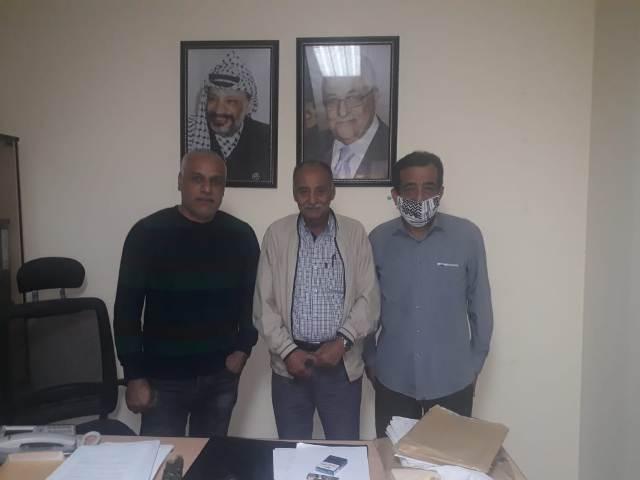 الجبهة الشعبية لتحرير فلسطين تلتقي لجنة المتابعة للجان الشعبية الفلسطينية في لبنان