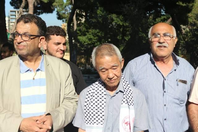 الجبهة الشعبية لتحرير فلسطين في لبنان تحيي ذكرى عملية مطار اللد