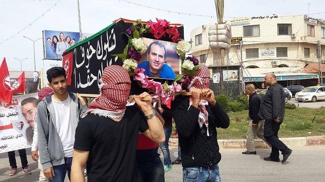 أبو أحمد فؤاد: جريمة اغتيال عُمر النايف لن تمر دون عقاب وكل من ارتكب الجريمة سيدفع الثمن مهما كان باهظًا