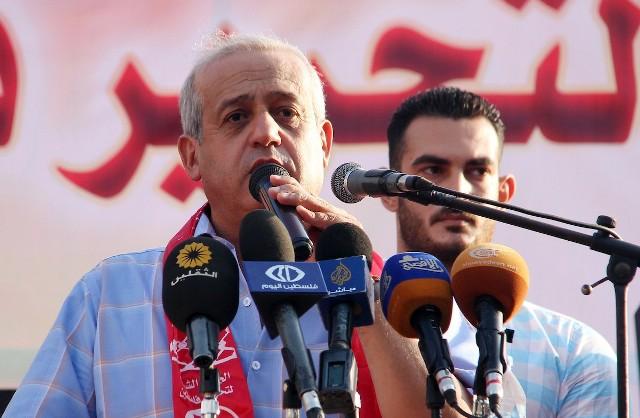 مزهر يطالب الجماهير العربية بالانتفاض في وجه الأمراء والملوك المطبّعين