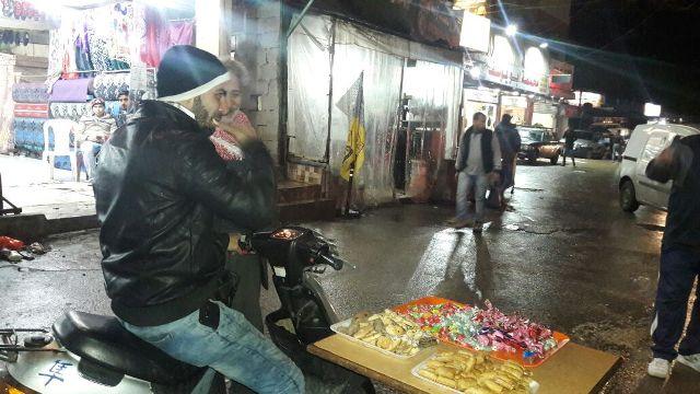 الشعبية ومنظمة الشبيبة الفلسطينية تحتفي في مخيم برج البراجنة بعملية القدس البطولية