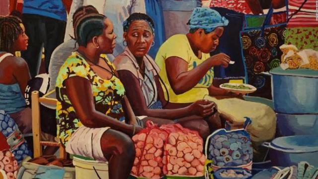 ريليس فاسكيز.. سيرة بصرية للأفارقة اللاتينيين