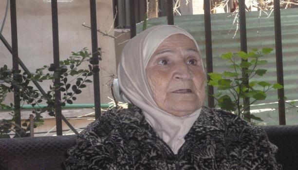 الخالة ليلى تستذكر رمضان فلسطين