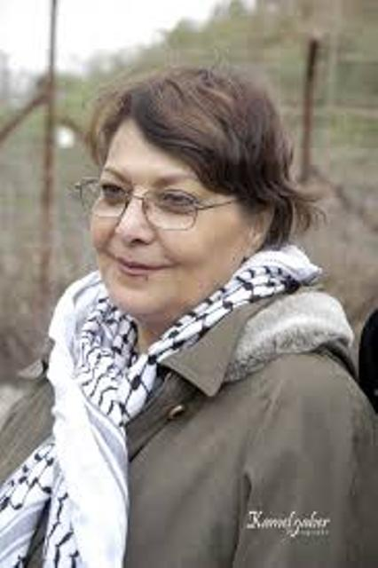 المناضلة ليلى خالد: كلنا مطالبون بإسناد شعبنا في فلسطين بالفعل والعمل، وبيانات الشجب والاستنكار لا تكفي