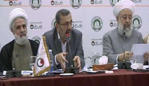 البيان الختامي لمؤتمر علماء المقاومة: إدانة للدول العربية المُطبِّعة وعلى رأسها السعودية