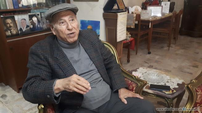 حسين لوباني... ذاكرة النكبة وحافظ التراث الفلسطيني