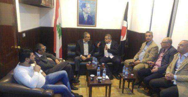 الشعبية والقومي في صور: انتصار غزة  حلقة من حلقات المواجهة مع العدو الصهيوني وصفعة لعرب التطبيع