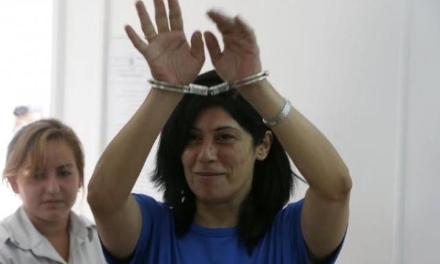 الأسيرة المناضلة خالدة جرار تبعث رسالة إلى المرأة الفلسطينية في