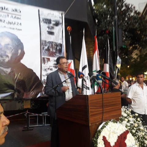 عبد العال : مبادرة الفصائل (صنع في فلسطين )