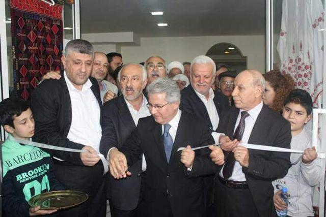 افتتاح معرض التراث الفلسطيني الوطني