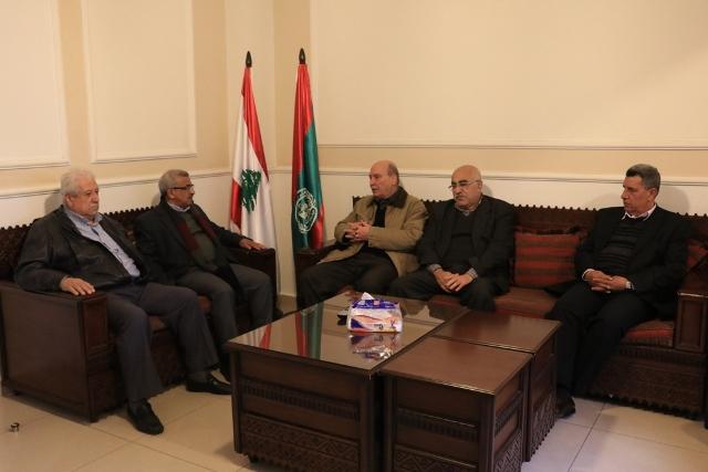 الدكتور ماهر الطاهر: يجب استعادة وحدة الساحة الفلسطينية على أساس خيار واستمرار المقاومة