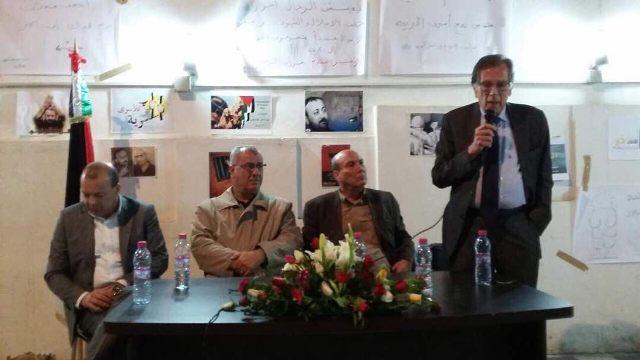 د. ماهر الطاهر: أهمية استمرار إضراب الأسرى نحو انتفاضة فلسطينية شاملة