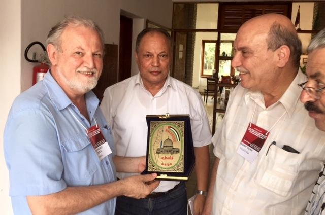 اختتام مؤتمر أزمة الرأسمالية ومستقبل الطبقة العامة في البرازيل.
