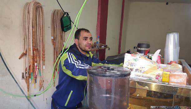 محمود... أجبره الفقر على السرقة بعد ترك المدرسة