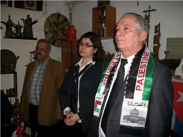 سفير كوبا في لبنان  فلسطين لن تغيب عنا