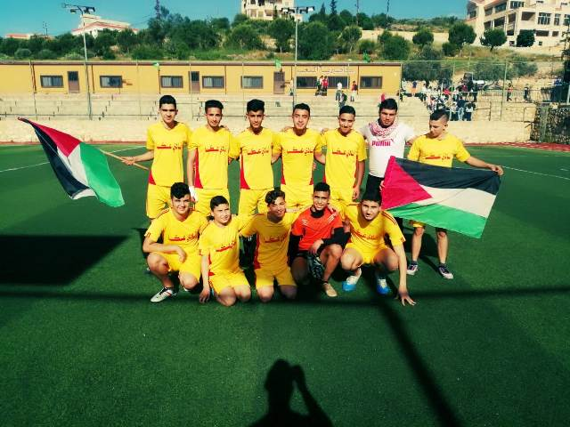 نادي عكا الرشيدية يشارك بفاعلية تضامنية في الجنوب اللبناني بمناسبة ئكرى النكبة