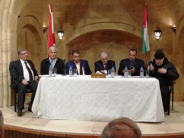 عبد العال: المقاومة هي الطريق السريع لإسقاط صفقة القرن