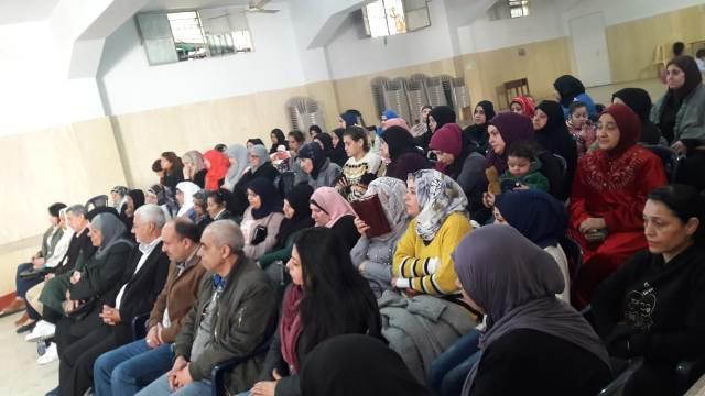 لجان المرأة الشعبية الفلسطينية في  صيدا تحتفي بيوم المرأة العالمي