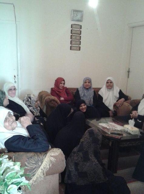 لجان المرأة الشعبية الفلسطينية تقيم ندوة سياسية في مخيم نهر البارد