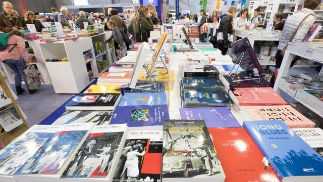 معرض بروكسل للكتاب
